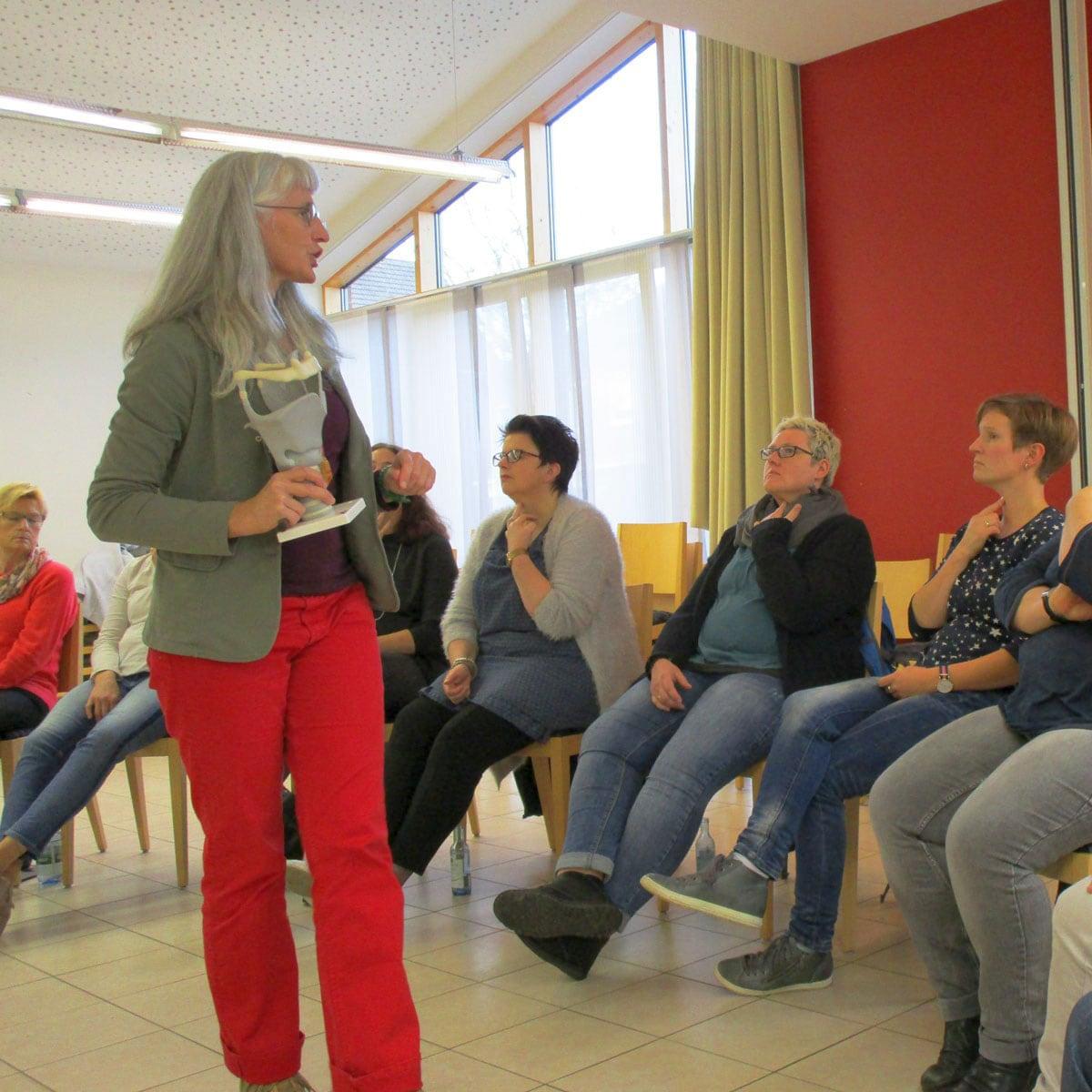Praxis Elke Wehling - Gescher & Münster - Workshop Bei Stimme bleiben
